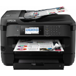 Epson WorkForce WF-7720DTWF Inkjet 32 ppm 4800 x 2400 DPI A3 Wi-Fi