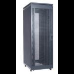 Prism Enclosures FI-CAB42810-SVR Freestanding rack 1300kg Black rack