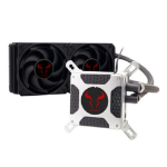 Riotoro BiFrost 240mm computer liquid cooling Processor