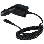 BlackBerry Automotive Charger Auto Black mobile device charger