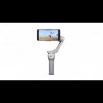 DJI OM 4 Combo Stabilisator voor smartphonecamera Grijs
