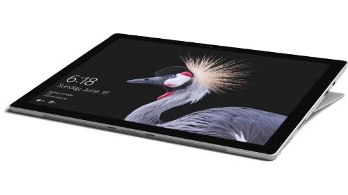"Microsoft Surface new Pro 4G LTE 128 GB 31.2 cm (12.3"") 7th gen Intel® Core™ i5 4 GB Wi-Fi 5 (802.11ac) Windows 10 Pro Black, Silver"