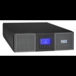 Eaton 9PX5KIRTN + 3Y Warranty 5000VA 5AC outlet(s) Rackmount/Tower Black uninterruptible power supply (UPS)