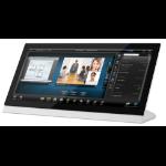 "AMX MXT-2000XL-PAN 20.3"" 1920 x 800pixels Multi-user Black touch screen monitor"