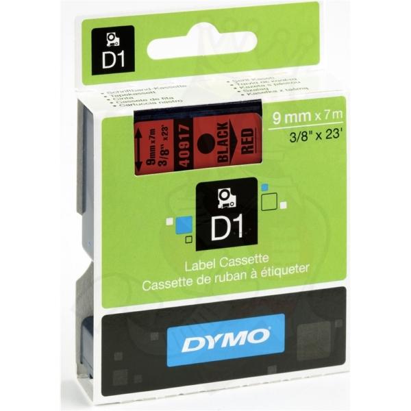 DYMO 40917 (S0720720) DirectLabel-etikettes, 9mm x 7m