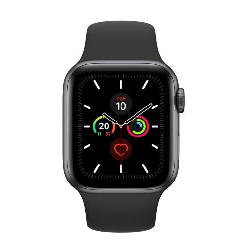 Apple Watch Series 5 smartwatch Gray OLED GPS (satellite)