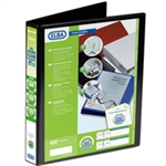 Elba 400008411 ring binder A4 Black