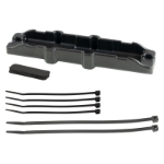 RAM Mounts RAM-GDS-CAB-CLAMP3U cable clamp Black 7 pc(s)