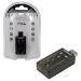 MCL USB2-257 tarjeta de audio 7.1 canales USB