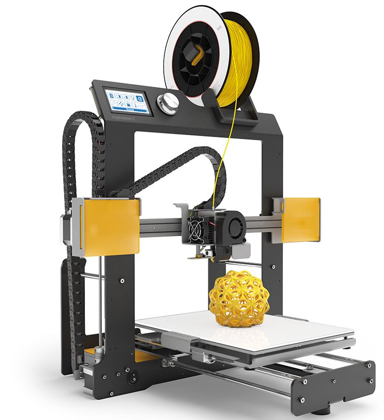 bq Hephestos 2 Fused Filament Fabrication (FFF) 3D printer