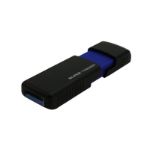 Super Talent Technology Express ST1 16GB 16GB USB 3.0 (3.1 Gen 1) Type-A Black,Blue USB flash drive