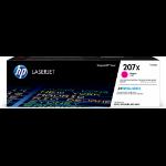 HP W2213X (207X) Toner magenta, 2.45K pages