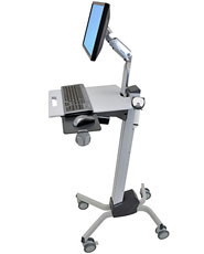 Ergotron Neo-Flex LCD Cart