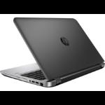 """HP ProBook 450 G3 2.3GHz i5-6200U 15.6"""" 1920 x 1080pixels Black,Grey Notebook"""