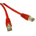 C2G 1m Cat5e Patch Cable cable de red Rojo