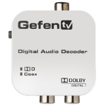Gefen GefenTV Digital Audio decoder
