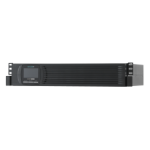 ONLINE USV-Systeme XANTO 1500R Double-conversion (Online) 1500VA 4AC outlet(s) Rackmount/Tower Black uninterruptible power supply (UPS)