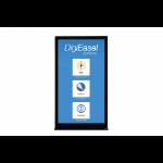 "Infocus JTouch DigiEasel 40"" 1920 x 1080pixels Touchscreen Black interactive whiteboard"