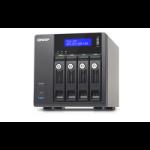 QNAP TVS-471 NAS Tower Ethernet LAN Black