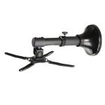 Newstar BEAMER-W050BLACK projector beugel Muur Zwart