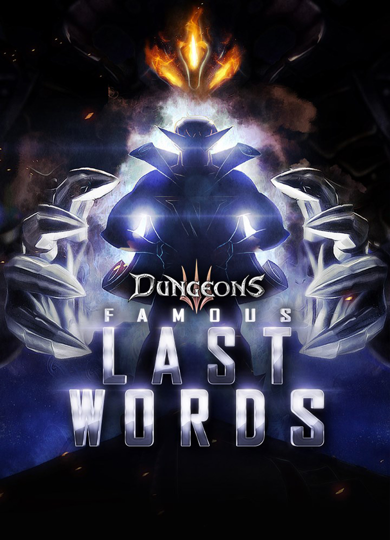 Nexway Dungeons 3: Famous Last Words Video game downloadable content (DLC) PC/Mac/Linux Español