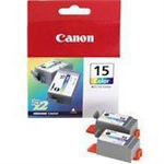 Canon Cartridge BCI-15 3-Color ink cartridge Original Multipack