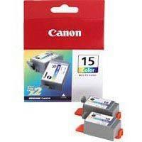 Canon Cartridge BCI-15 3-Color ink cartridge
