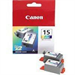 Canon Cartridge BCI-15 3-Color