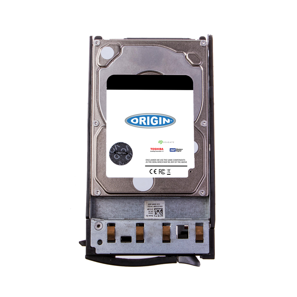 Origin Storage 2TB 7.2K P/Edge C6100 Series 2.5in NLSAS Hotswap HD w/ Caddy