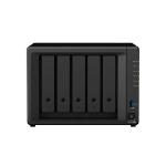 Synology DiskStation DS1019+ Ethernet LAN Desktop Black NAS