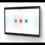 """Cisco Webex Board 55S interactive whiteboards & accessories 139,7 cm (55"""") Touchscreen Zwart"""
