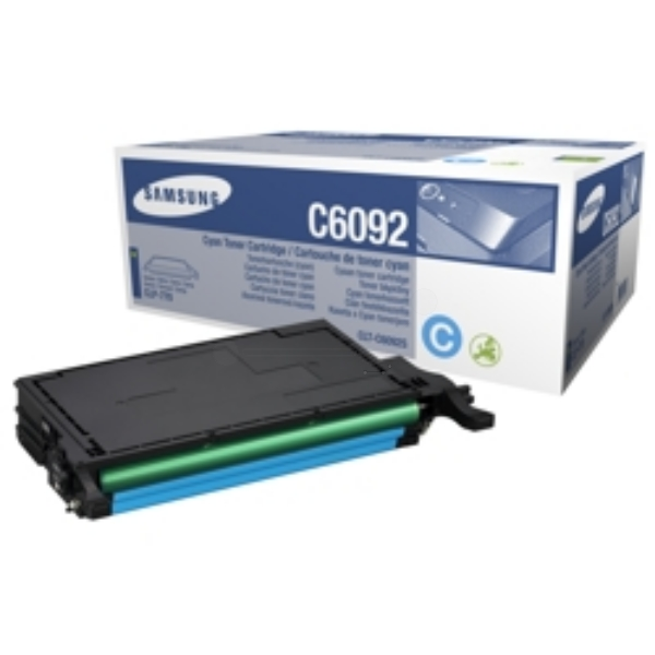 Samsung CLT-C6092S/ELS (C6092S) Toner cyan, 7K pages @ 5% coverage