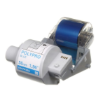 Brother RB-PP3BU P-Touch Ribbon, 50 mm x 300 m