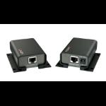 Lindy 42700 AV extender AV transmitter & receiver Black