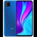"Xiaomi Redmi 9C 16,6 cm (6.53"") 3 GB 64 GB SIM doble 4G MicroUSB Azul Android 10.0 5000 mAh"