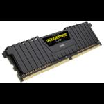 Corsair Vengeance LPX 32GB, DDR4, 3200 MHz memory module 4 x 8 GB