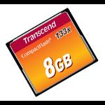 Transcend CompactFlash 133x 8GB