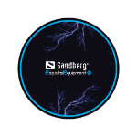 Sandberg Gaming Chair Floor Mat furniture floor protector mat