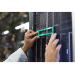 Hewlett Packard Enterprise Aruba 100M SFP LC FX red modulo transceptor Fibra óptica 100 Mbit/s
