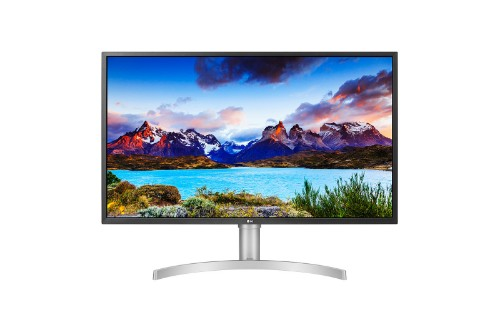 "LG 32UL750-W LED display 80 cm (31.5"") 4K Ultra HD Flat Silver"