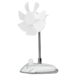 ARCTIC Breeze Color (White) - USB Table Fan