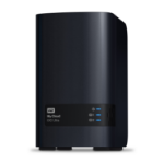 Western Digital My Cloud EX2 Ultra 3.5 Inch 2 bay My Cloud EX2 Ultra NAS, 4TB, Zwart