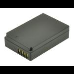 2-Power Digital Camera Battery 7.2v 600mAh