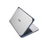 "ASUS Chromebook C202SA-GJ0026 1.6GHz N3060 11.6"" 1366 x 768pixels Blue,White Chromebook"