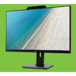 Acer B277U 27in IPS-LED /2x HDMI/DisplayPort /mini DP/(16:9) 2560x1440@75Hz /Speakers /Height Adjustable