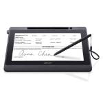 Wacom DTU-1141 2540lpi USB Black graphic tablet