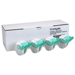 Lexmark 21Z0357 Staples, Pack qty 4
