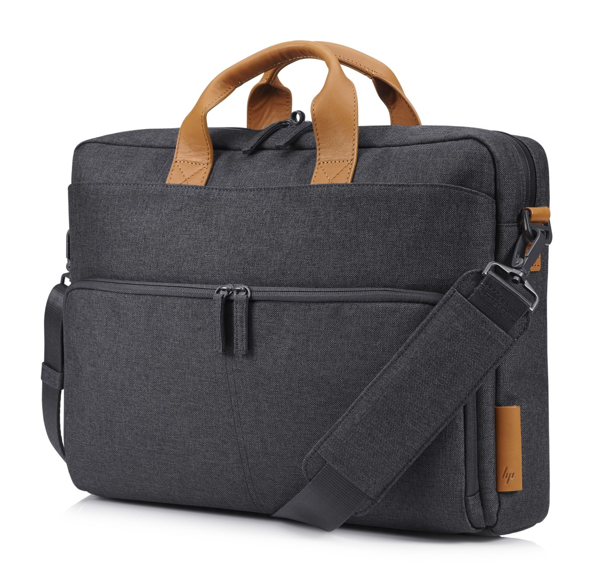 "HP ENVY Urban 15.6 Topload maletines para portátil 39,6 cm (15.6"") Maletín Carbón vegetal, Gris"