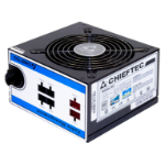 Chieftec CTG-550C 550W ATX Black power supply unit