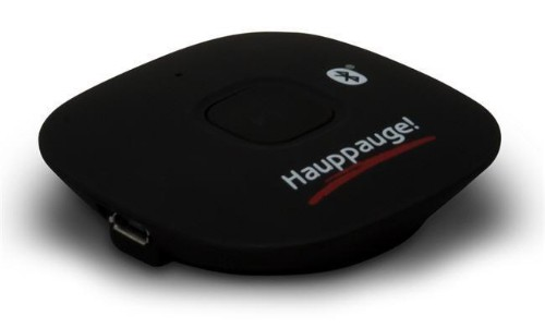 Hauppauge myMusic Bluetooth Bluetooth music receiver Black